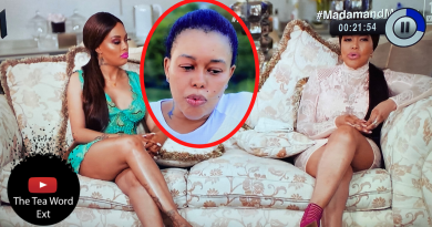 Madam And Mercy Have Had Enough Of Their Reality Show | Tonight's Episode-the tea world ext